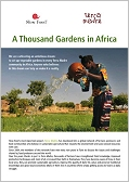 "Projekt ""A Thousand Gardens in Africa"""