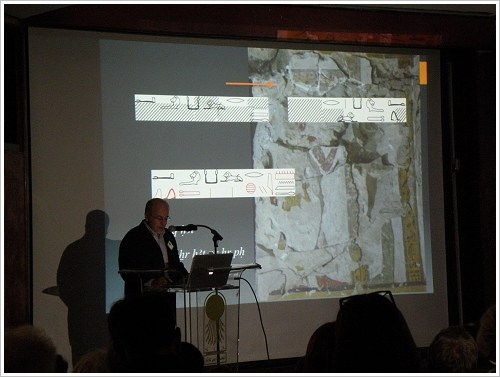 South Asasif Conservation Project Conference - Miguel Angel Molinero-Polo