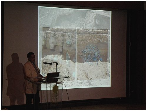 South Asasif Conservation Project Conference - Fathy Yaseen Abd El Karim
