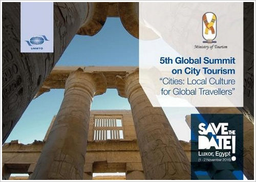 5th Global Summit on City Tourism in Luxor: Cities - Local Culture for Global Travellers, (c) UNWTO