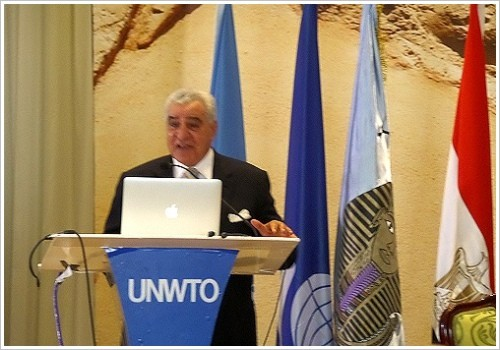 5th Global Summit on City Tourism der UNWTO in Luxor