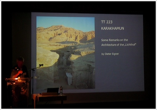 2. South Asasif Conservation Project Conference - Dieter Eigner