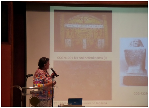 2. South Asasif Conservation Project Conference - Cynthia May Sheikholeslam