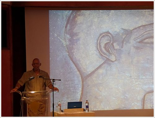 2. South Asasif Conservation Project Conference - Tony Browder