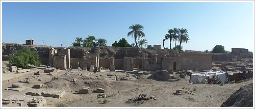 2. South Asasif Conservation Project Conference - Ptah-Tempel in Karnak