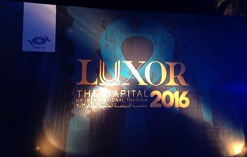 5th Global Summit on City Tourism; in Luxor